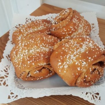 Baking and Playing – Hulda´s Traditional  Finnish Saturday
